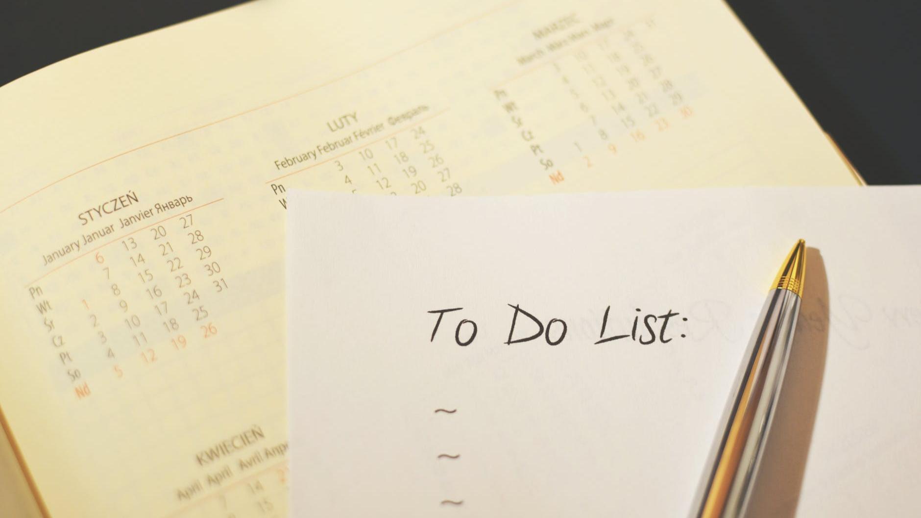 Simple App Ideas To Do List