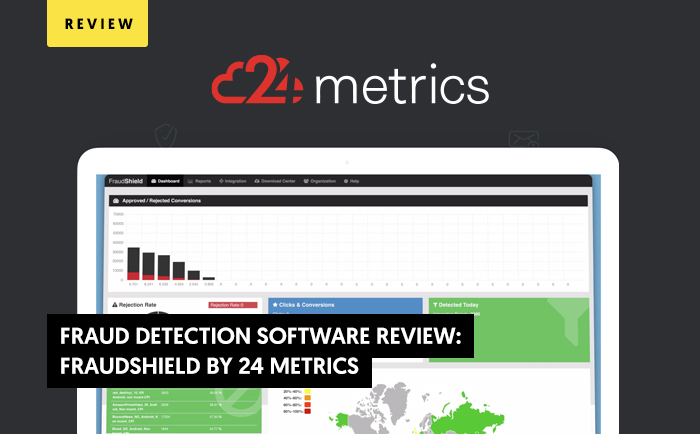 Fraud Detection Software Review: FraudShield by 24 Metrics