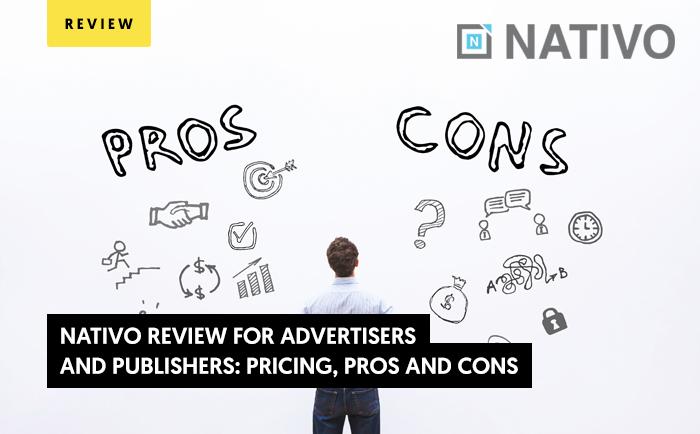 Nativo Review 2020: Advertiser or Publishers? Drive Higher Results Now!