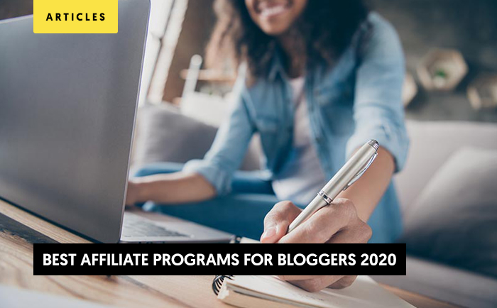 The Best Affiliate Programs for Bloggers in 2021
