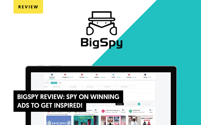BigSpy Review 2020: Spy On Winning Ads To Get Inspired!