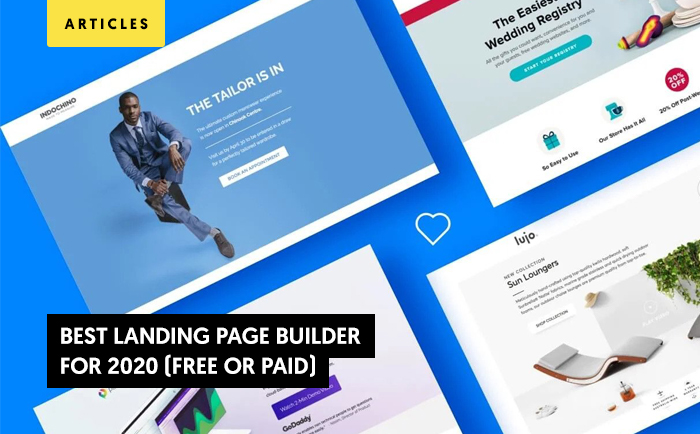 Top 10 Best Landing Page Builder 2020 for Affiliate Marketer You Must Discover!