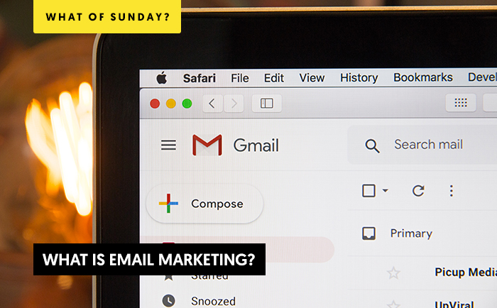 What is email marketing? Definitions, practice examples and tips.
