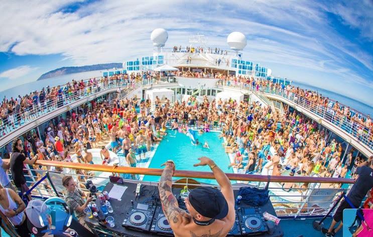 地表最強郵輪音樂節 It's The Ship 如期舉行!主辦方提供政策!