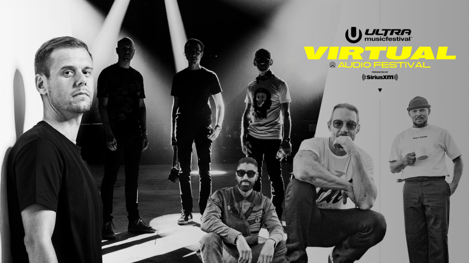Ultra Miami 取消心情超悶?在家線上看 Ultra Virtual Audio Festival 吧!