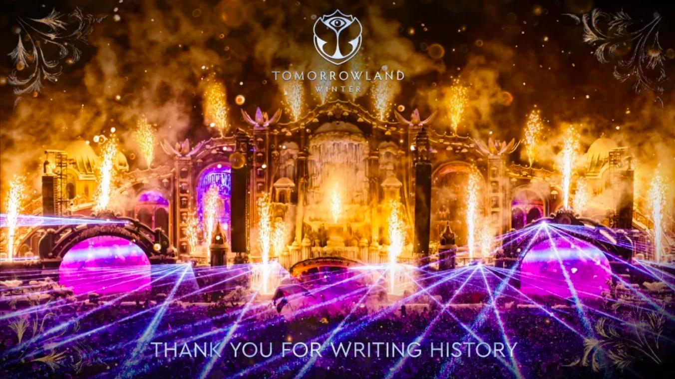 地表最強電音盛事 Tomorrowland Winter 2020 震撼回歸,給你雙重激情不間斷!