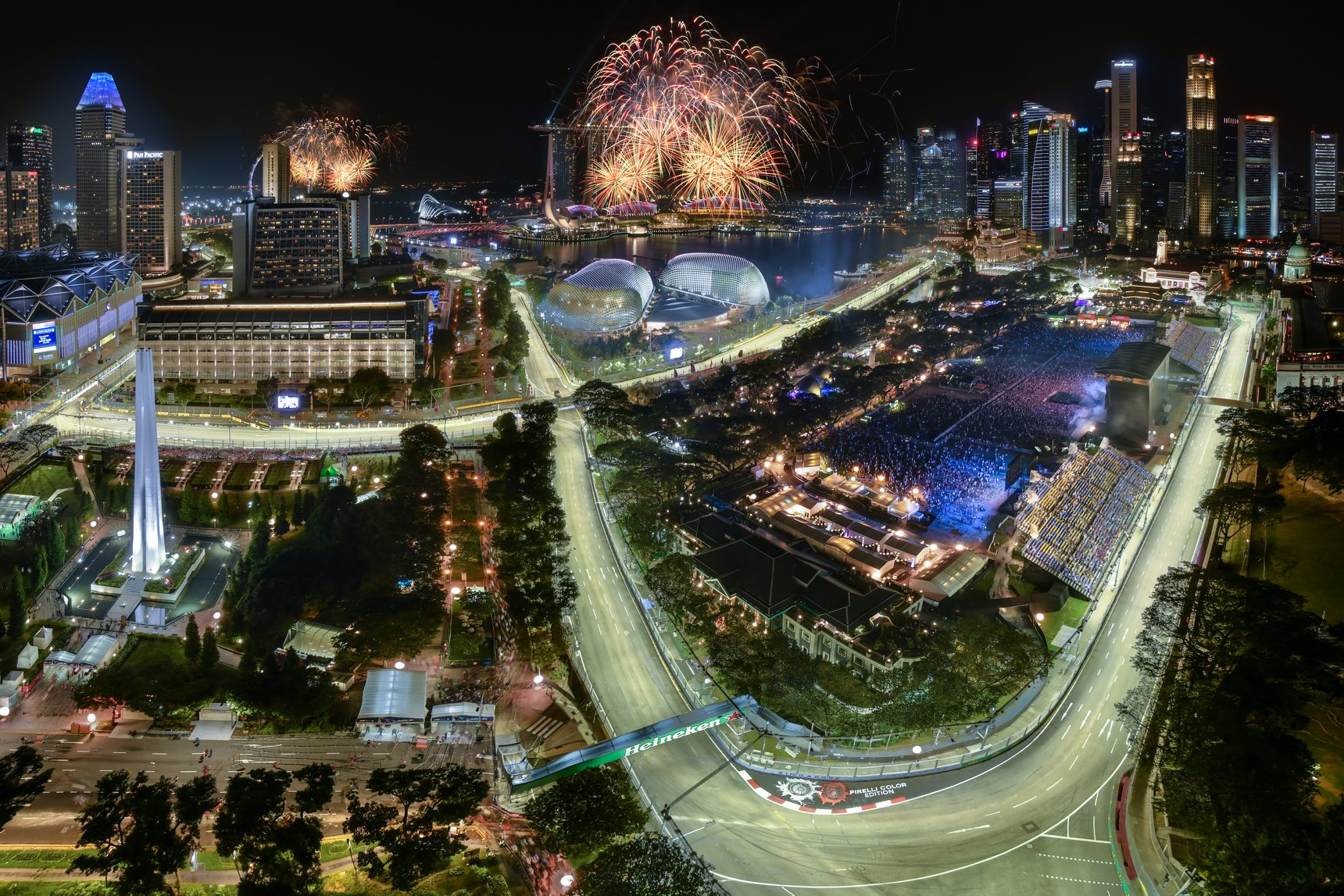 Swedish House Mafia to Headline Singapore F1 Grand Prix Concert