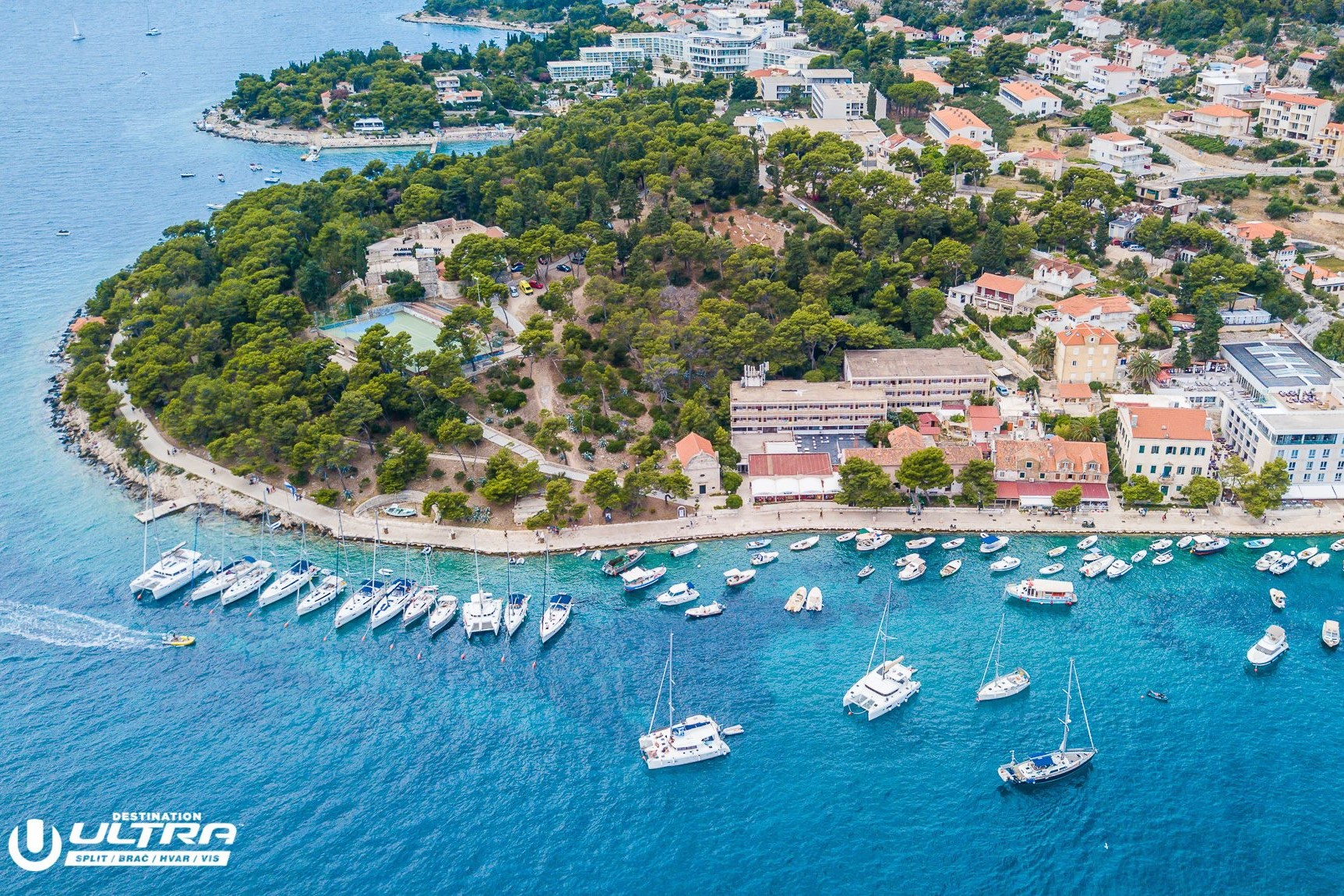 Ultra Europe: A Breakdown of Croatia's Island Hopping Music Festival