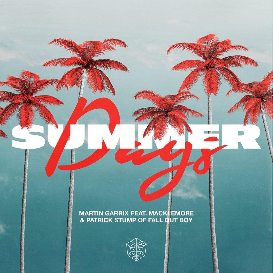 今夏必聽 ! 國民老公Martin Garrix最新單曲《Summer Days》