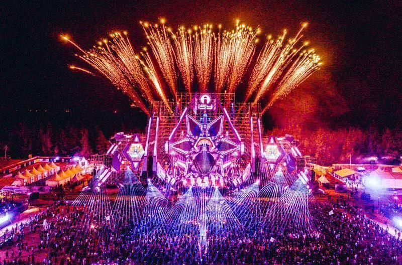 電子音樂季大爆發 不用離開亞洲週週都有百大DJ 陪你過