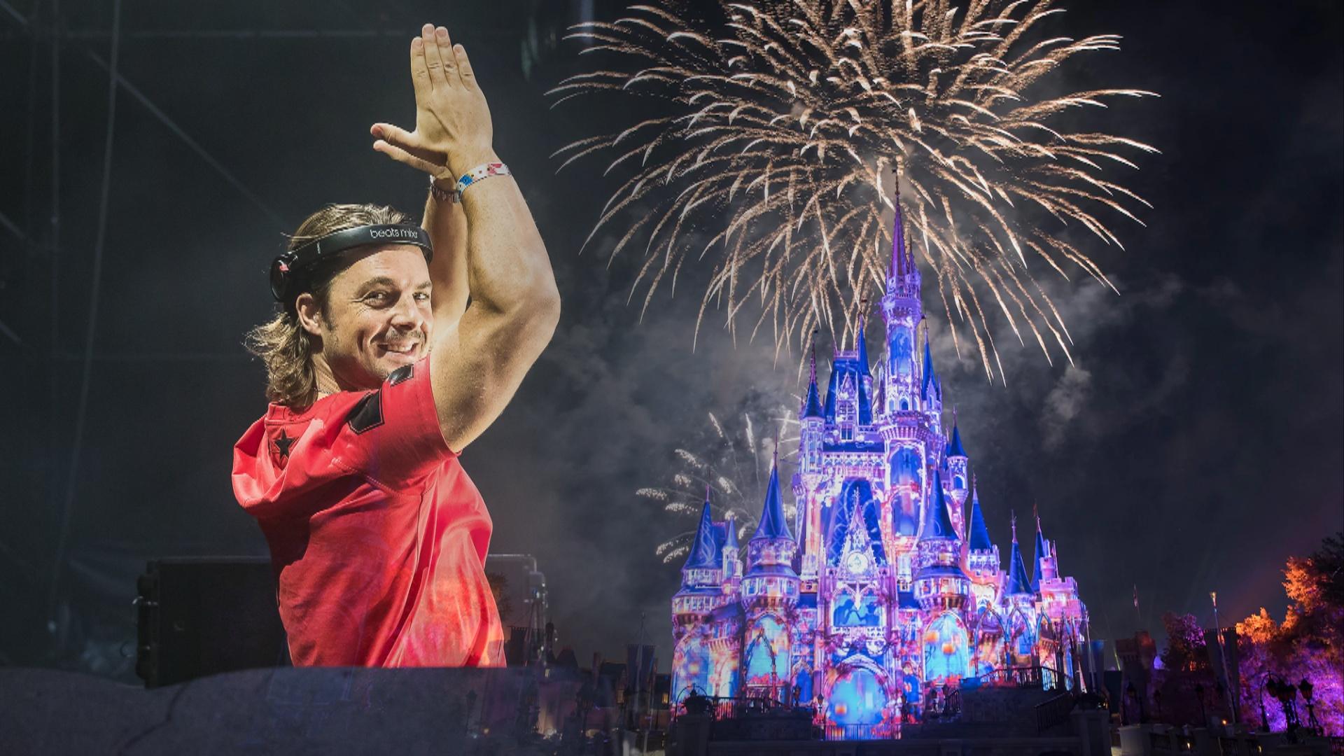 電音週報| Axwell 單飛比較紅?登迪士尼城堡特別演出!