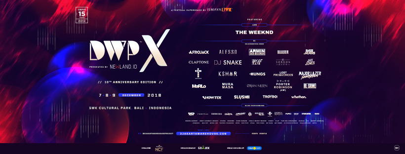 DWPX Releases Phase 3 Lineup Announcement