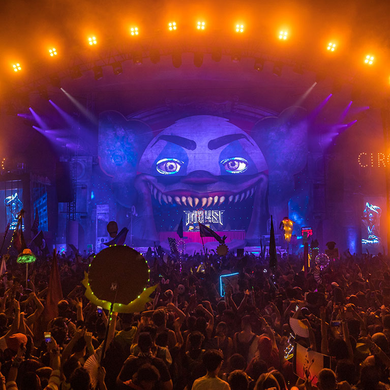 Escape: Psycho Circus Will Come to Korea for Halloween 2019