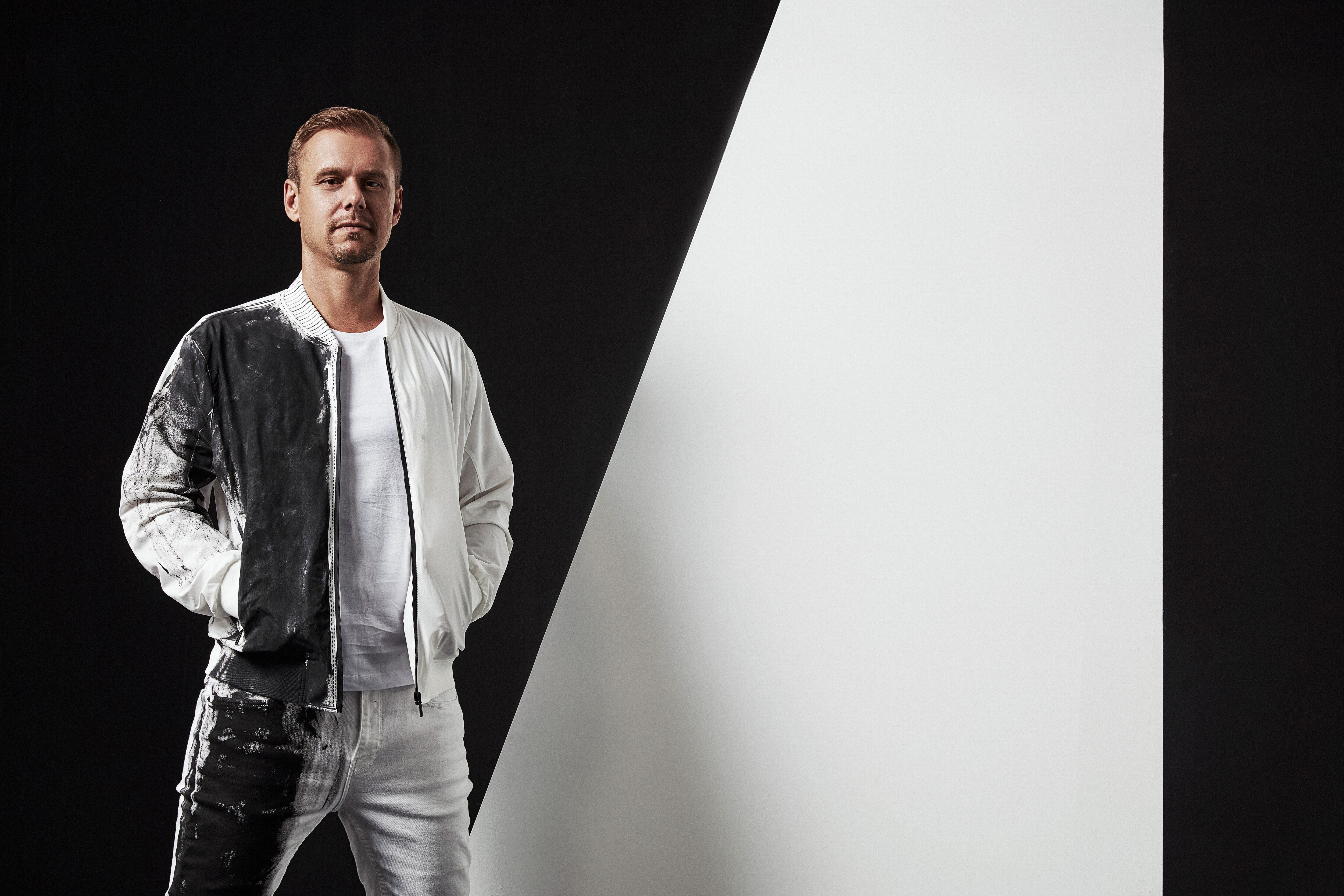 Armin Van Buuren Teams Up With Renowned Street Artists for Release of Seventh Artist Album: 'Balance'