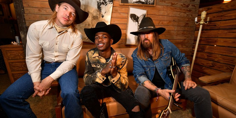 Diplo Shares Remix of Lil Nas X and Billy Ray Cyrus' Old Town Road