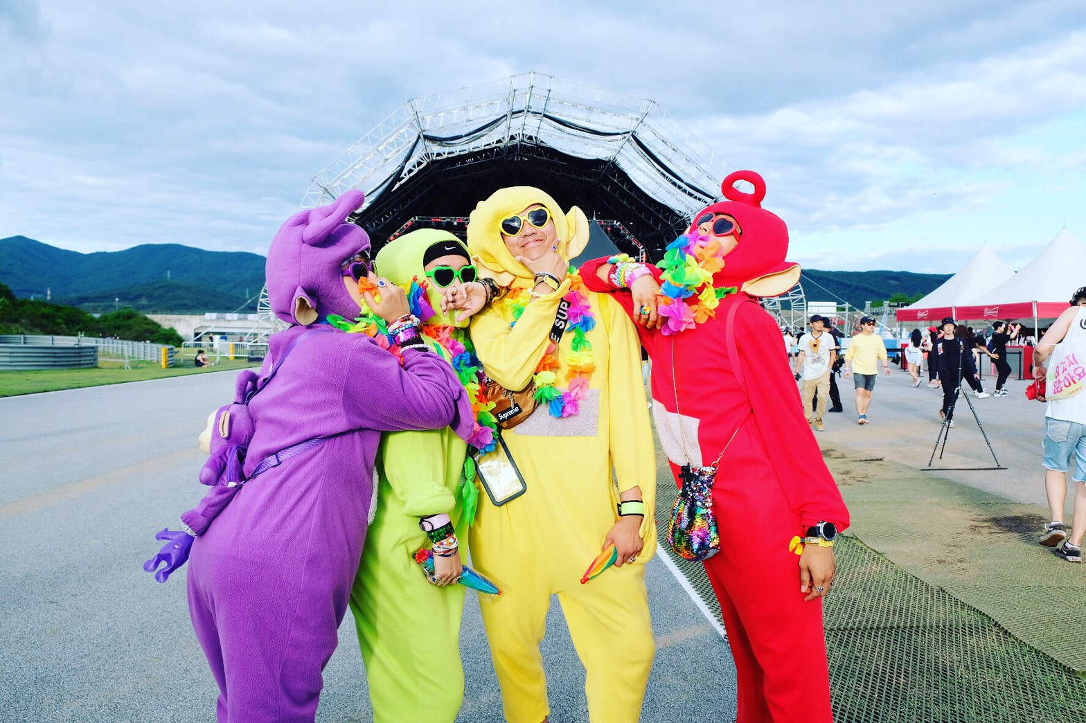 Ultra Korea: The Most Dedicated Ultranauts at the Everland Speedway