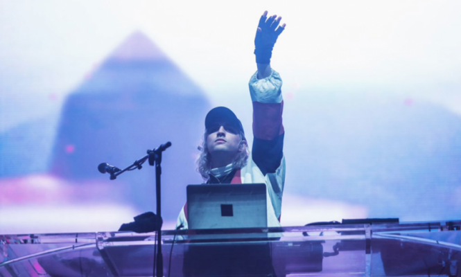 Watch Sets From Porter Robinson's Second Sky Festival by Porter Robinson, Nina Las Vegas, Madeon, More