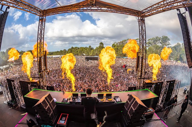 Ultra Australia 2020 Lineup: Why Everyone's Talking About Eric Prydz