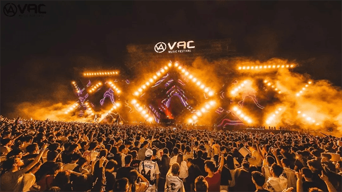 China's Vision & Colour Festival Reveals Stacked Lineup