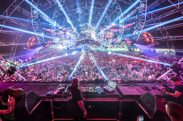Ultra Music Festival: Carl Cox Megastructure Returns for all 3 Days