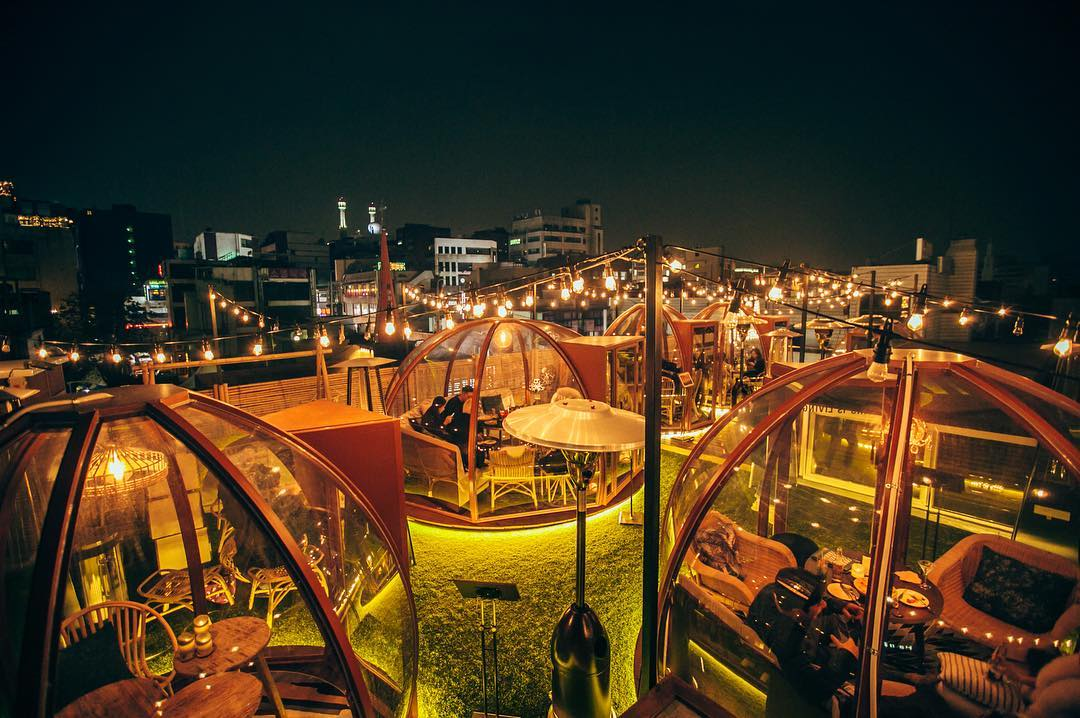 Itaewon: 5 Rooftop Bars So You Can Live out Your 'Itaewon Class' Fantasy