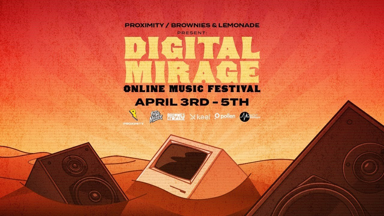 Listen to All the Sets From Digital Mirage Online Music Festival