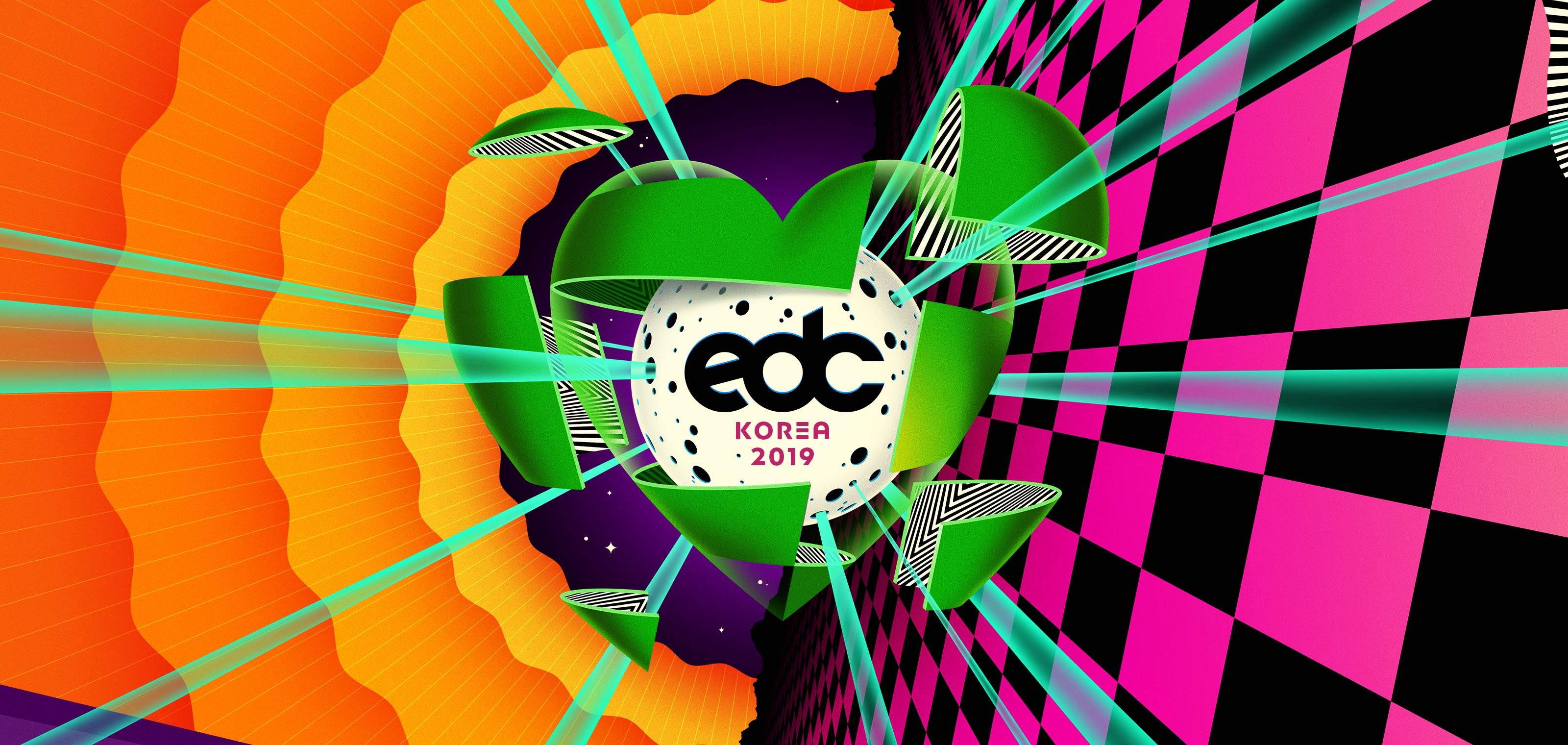 First-Ever EDC Korea Lineup Revealed