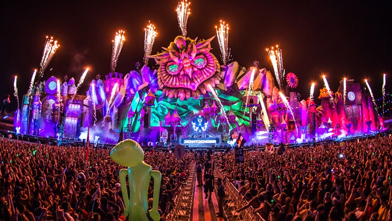 Electric Daisy Carnival Moves Online With Virtual Rave-A-Thon