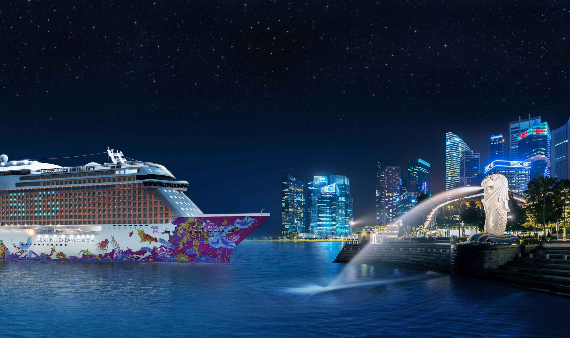 It's The Ship Singapore Reveals Huge Lineup for 2019