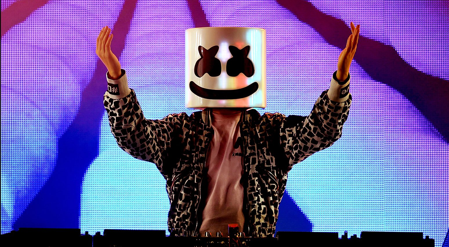 "Listen to Marshmello's Latest Album: ""Joytime III"""
