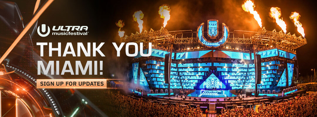 Bye Miami! Ultra Music Festival Moving to New South Florida Location