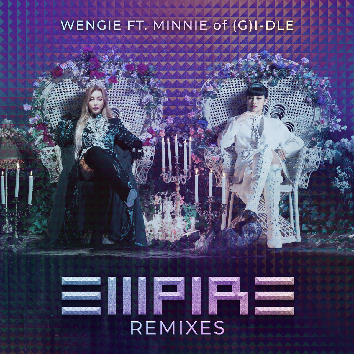 "Hit Track ""EMPIRE"" by Wengie and (G)I-DLE's Minnie Transformed in New Remix Album"