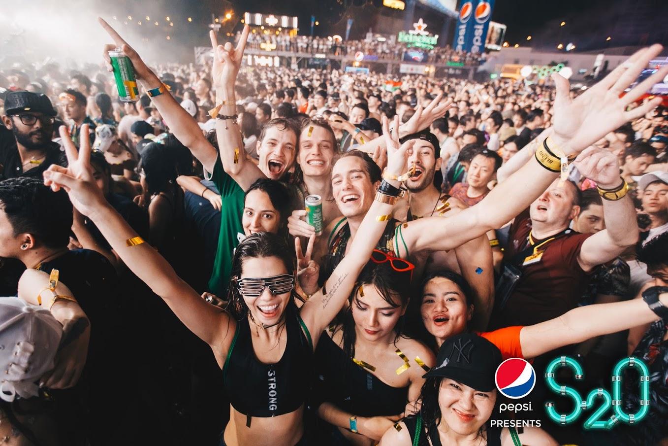 電音迷注意!S2O 台灣潑水音樂節七月登台,和國際 DJ 一起濕身一夏!