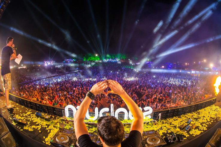 Sunburn Goa: Asia's Biggest Music Festival Reveals Huge Phase 1 Lineup