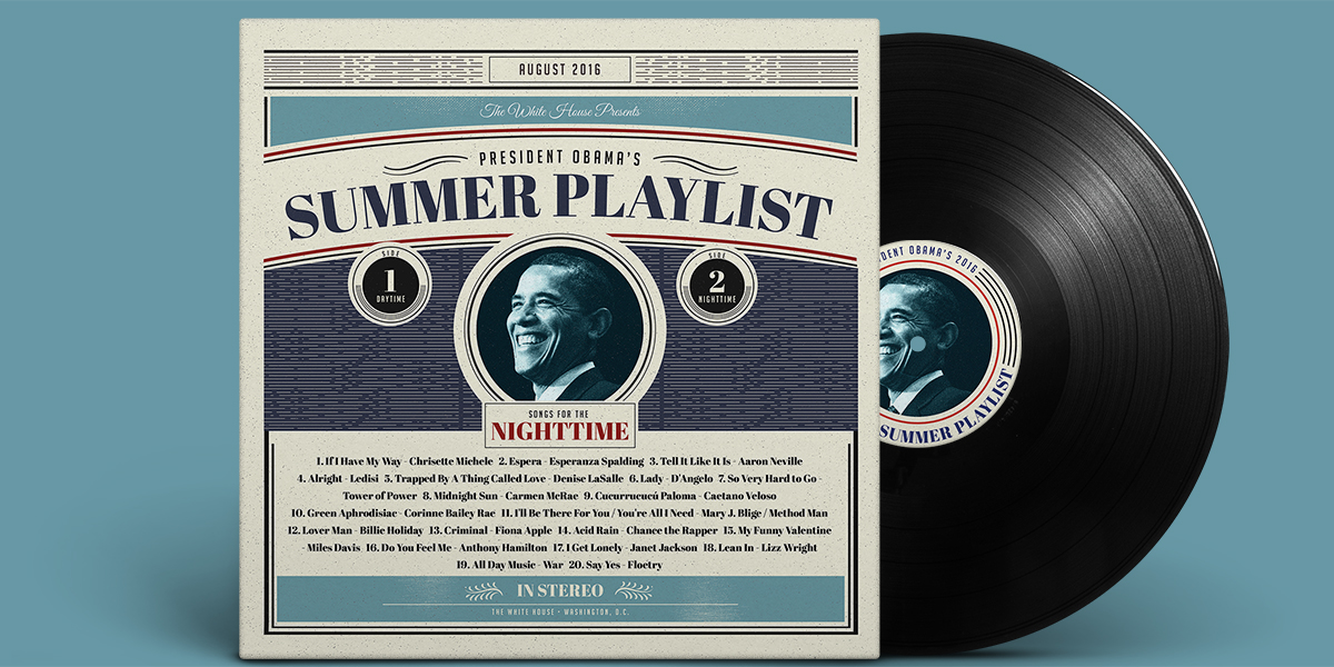 FestGround Weekly Wrap Up! | What's on Obama's Summer Playlist 2019?