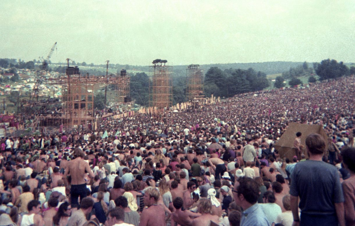 Uncertainty Over Whether Woodstock 50 Festival is Cancelled