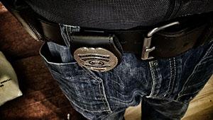 belt badge frincon