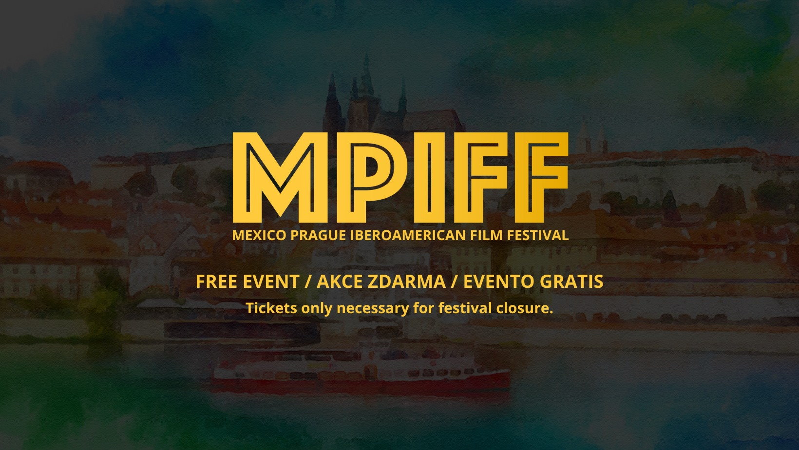 Mexico Prague Iberoamerican Film Festival
