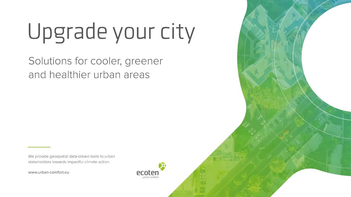 Ecoten Urban Comfort Joins the PCU Industry Network