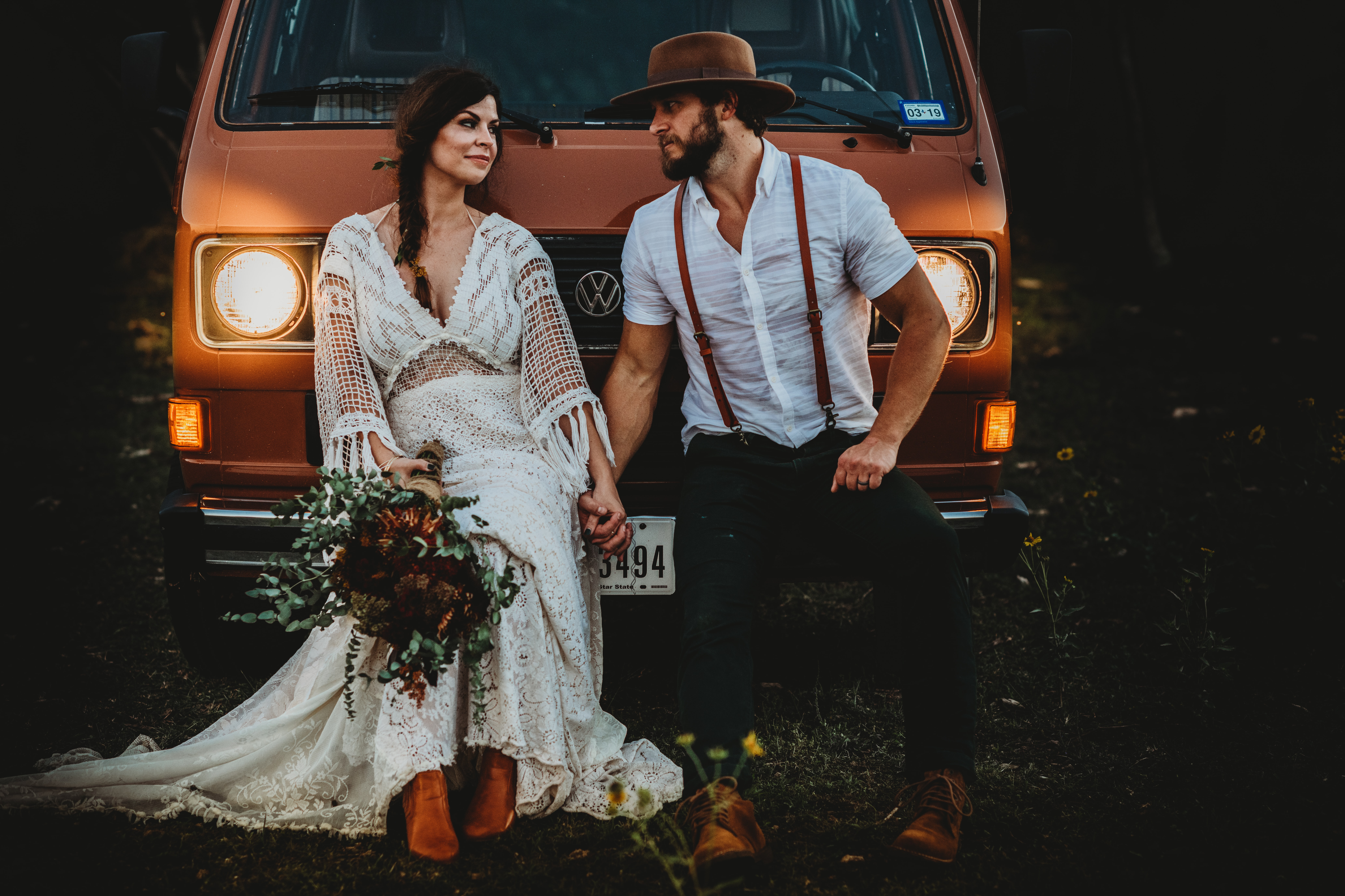 The Top Boho Wedding Dresses This Year