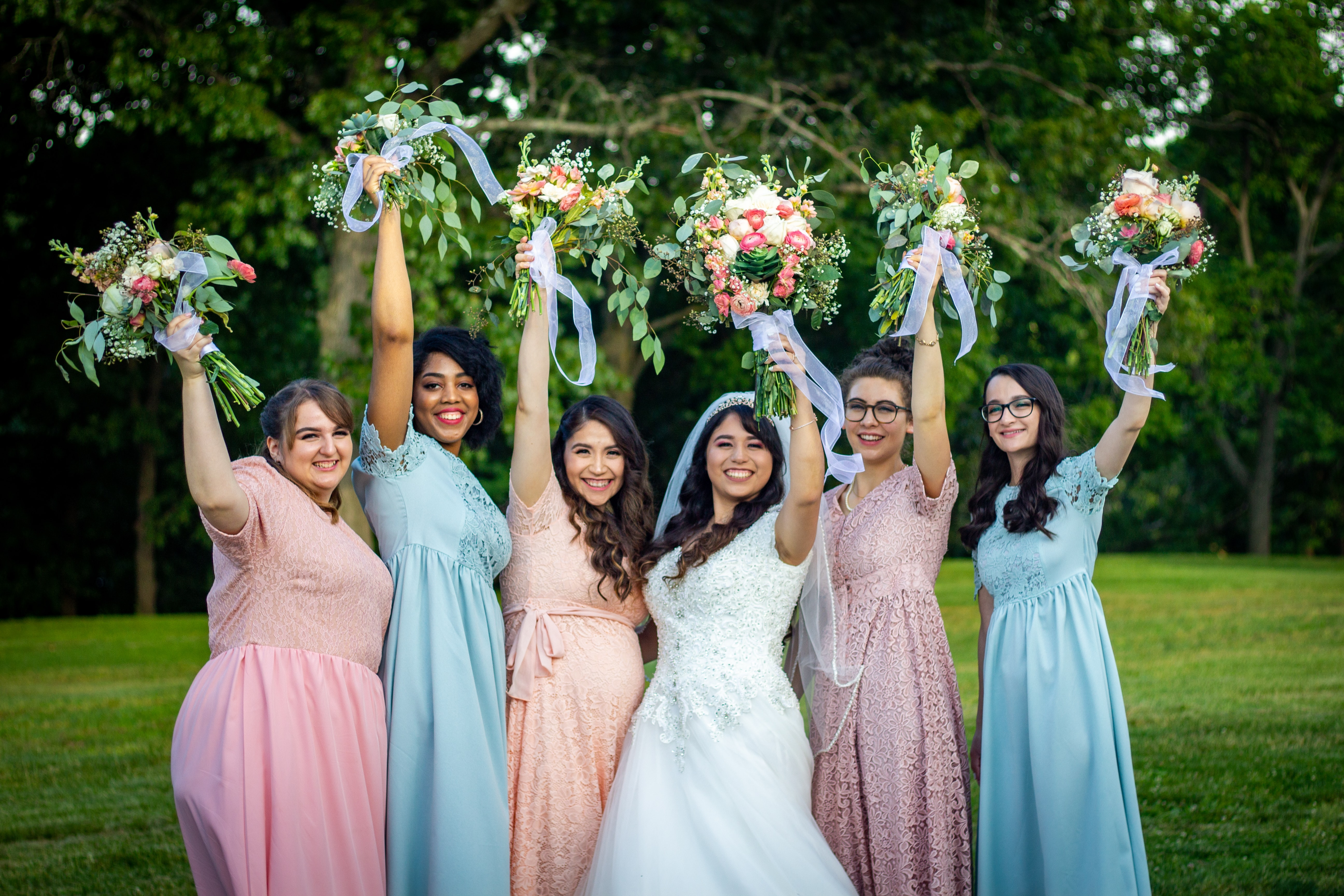 How to Ace Your Bridesmaid Role