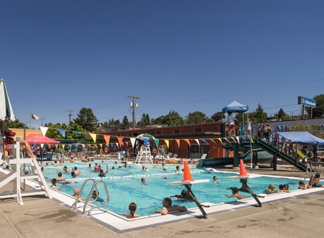 The Best Public Pools in Seattle