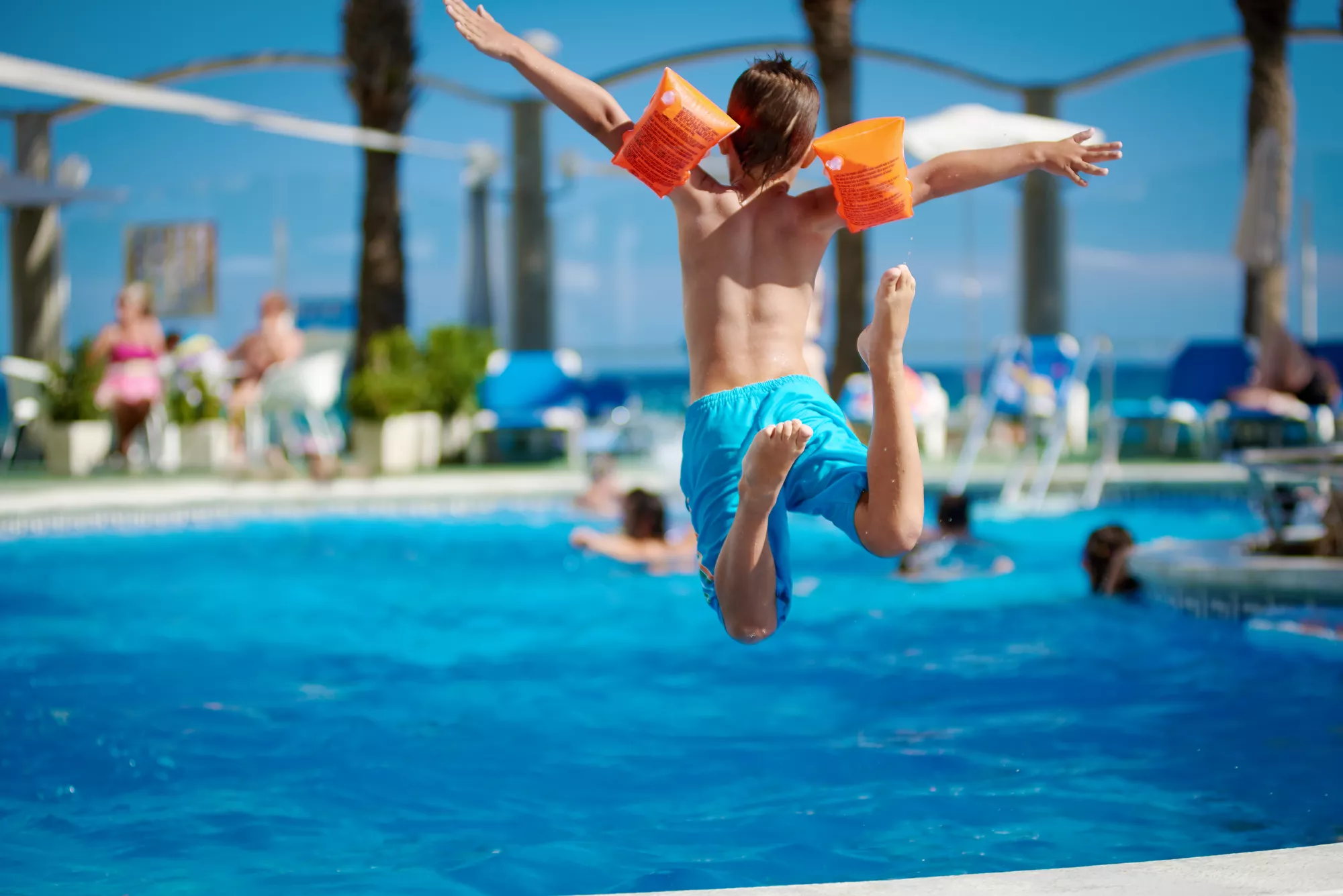 Best Public Pools for Kids and Families in Houston