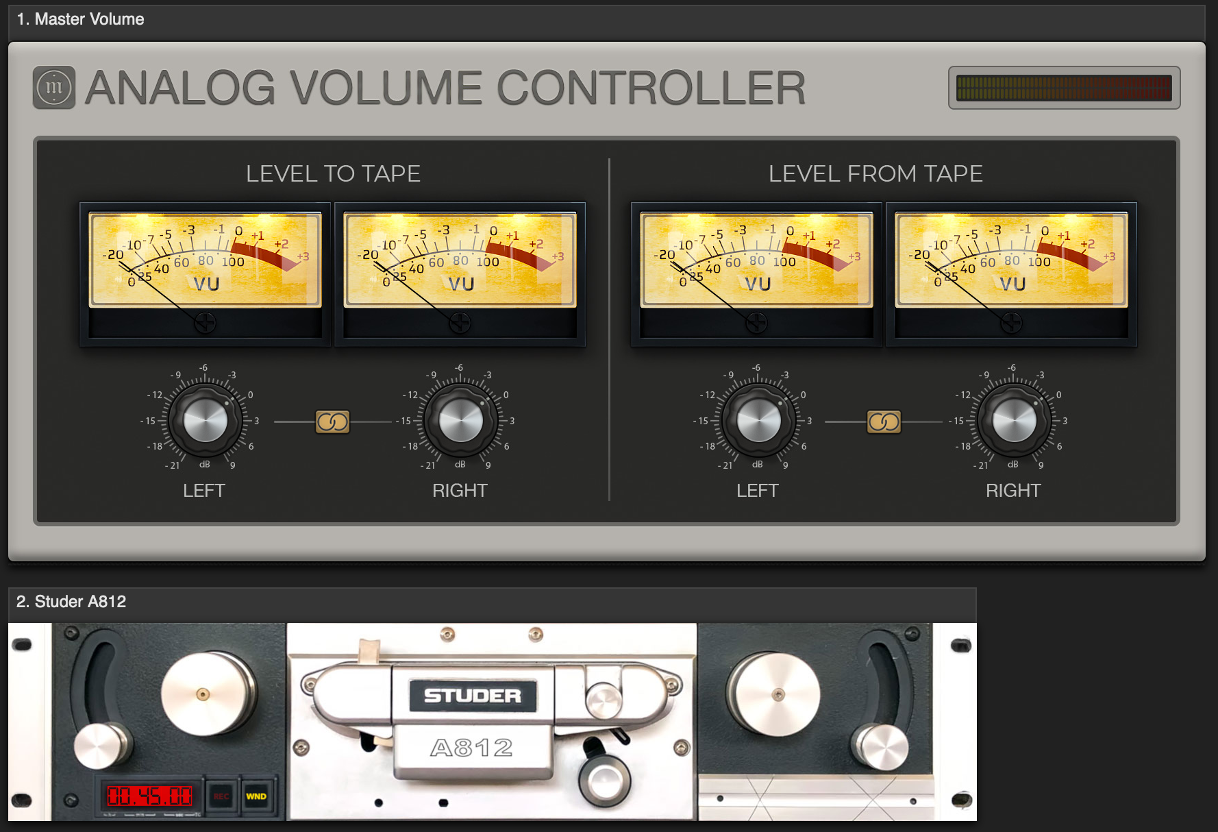 new-tape-analog-volume-controllers