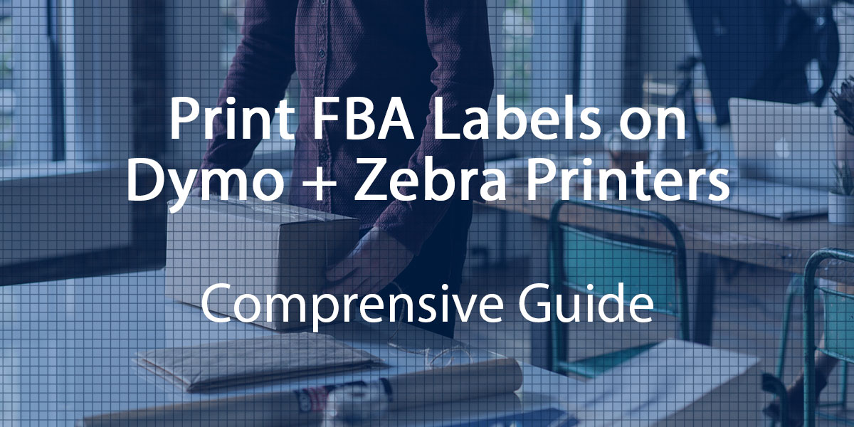 AZLabels - Printing FBA Labels - A Comprehensive Guide to