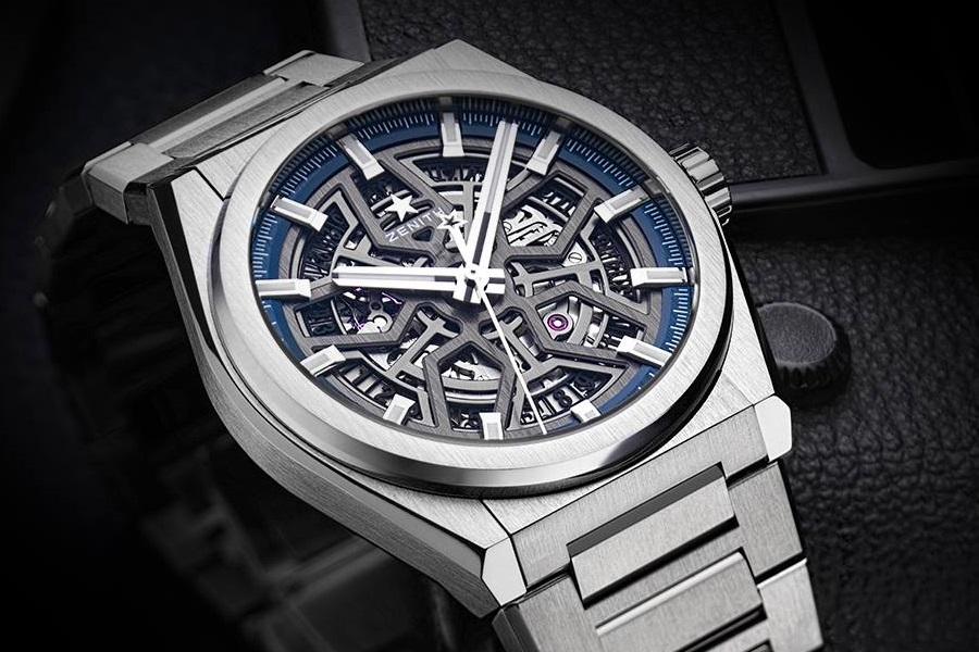 Zenith horloge: De Zenith Defy Classic 41 mm - de basis voor een van de 2 nieuwe High Jewelry modellen