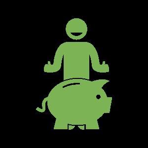 covid-19 segment icon considerate spenders